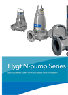 Flygt - Model N 3153 - Pump Brochure
