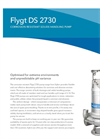 Flygt - Model DS 2730 - Electric-Submersible Corrosion-Resistant Sludge Pump Brochure