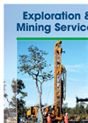 Exploration & Mining Services Brochure