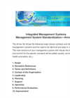 Management Systems Consulting Services - Brochure