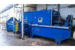 PAM - Super75ES, 75E, 90 Series - Medium-Cap. Automatic Horizontal Baler