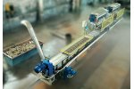 EKOTON - Model KVE - Screw Conveyors
