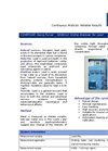 Online Analyser for Lead Brochure