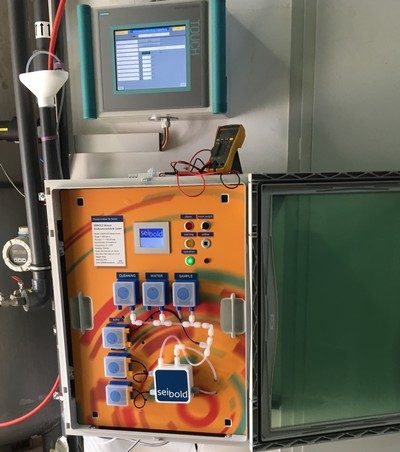 Installation Arsenic analyser
