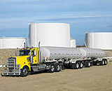 Spill containment for tanker trucks/ refuelers