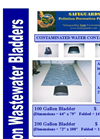 SafeGuards Decon Wastewater Bladders