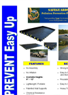 SafeGuards - PREVENT Easy Up Berms: 8 High Wall - Brochure
