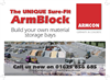 ArmBlock -  Sure-Fit Location System - Brochure