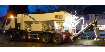 Armcon - Mobile Volumetric Concrete Mixers