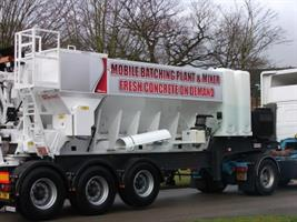 Armcon - Volumetric Mixers - Trailer Units by Armcon Limited