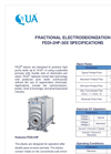 FEDI – EDI -The Conventional Process – Datasheet 3