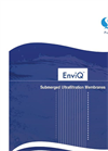 EnviQ - Flat Sheet Submerged Ultrafiltration Membranes Brochure