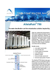 AltelaRain - Modular Water Desalination/ Decontamination System- Brochure