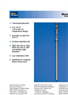 NSPI N9001-RTD Thermowell Mounted - Brochure