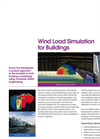 Wind Load Simulation for Buildings Brochure