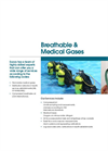 Breathable & Medical Gases Certification Brochure