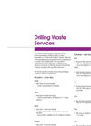 Drilling Waste Services Brochure