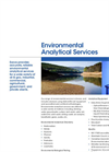 Environmental Analytical Services Brochure