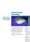 Environmental Toxicology Brochure