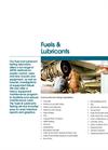 Fuels & Lubricants Testing Brochure
