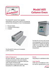Greyhound - Model 605 HPLC - Column Heater - Brochure