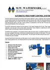 Automatic Feed Pump Control System (AFPCS) Brochure