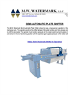 Semi-Automatic Plate Shifter  Brochure