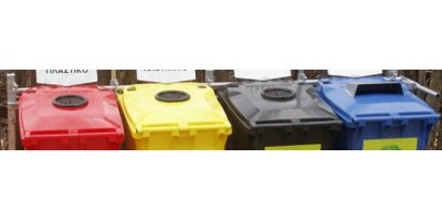 120 to 1100L Lids For Plastic Wheeled Bins