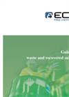 Guidance on Waste and Recovered Substances Brochure