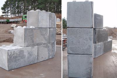Big Block - Custom Decorative Concrete Blocks by The Big