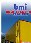 bmi - Mobile Transfer Trailers - Brochure