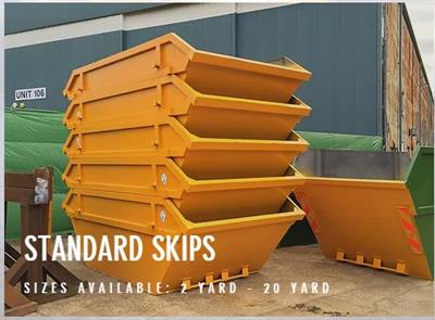 Standard Skips Container