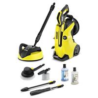 Karcher - Model K4 Premium Full Control Car & Home - Pressure Washer Cleaner