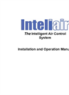 Intelligent Air Extraction Control System Installation and Operation Manual
