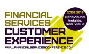 The Financial Services Customer Experience Conference 2018