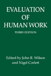 Evaluation of Human Work, 3rd Edition