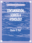 Groundwater Contamination, Volume I: Sources and Hydrology