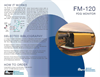 Model FM-120 - Fog Monitor Brochure