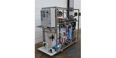 Onsite Water Treatment Pilots Systems