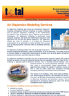 Air Dispersion Modeling Services