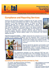 Compliance and Reporting Services - Brochure