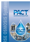 PACT - Reverse Osmosis System Brochure