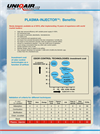 Cold Plasma Odor Control Plasma Injector Benefits Brochure