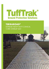 TerraRoad - Extreme Heavy Duty Conical Core Overlap Mat Brochure
