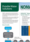 Nomadic - Potable Water Solutions - Brochure