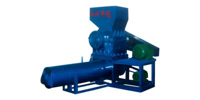 Model SPM Series - Plastic Film Shredder