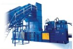 Marsal - Model SHBA2 Series - Automatic Horizontal Steel Wire Baler