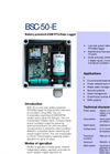 BSC-50E - Ultra Low Power Wireless Brochure