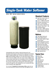 Signature Duplex - Water Softener- Broucher