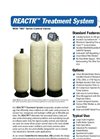 REACTR - Water Treatment Systems Brochure